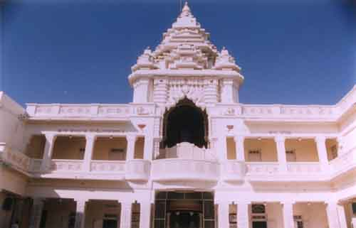 PORBANDAR - KIRTI MANDAIR - BIRTH PLACE OF MAHATMA GANDHI